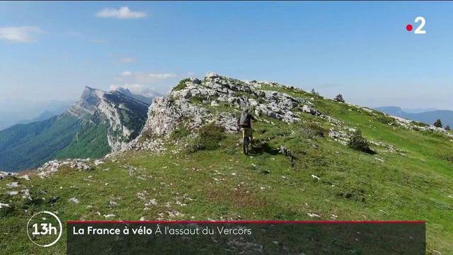 La France à vélo : découvrir le Vercors en VTT