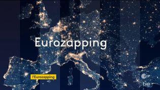 Jeudi 17 décembre, comme tous les soirs, l'Eurozapping fait le tour de l'actualité de nos voisins européens. (FRANCEINFO)
