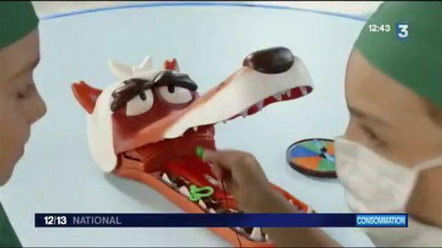 Noël : découverte d'une entreprise créatrice de jouets made in France