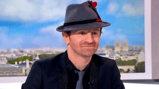 """Mathias Malzieu invité du journal de France 2 pour """"Vampire en Pyjamas  (France 2 / Culturebox)"""