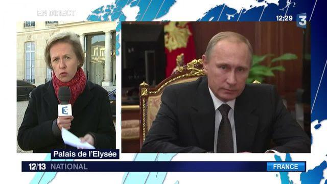 François Hollande en tournée diplomatique pour mettre en place une coalition