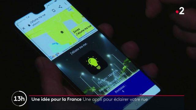 Normandie : une application permet de moduler l'éclairage public
