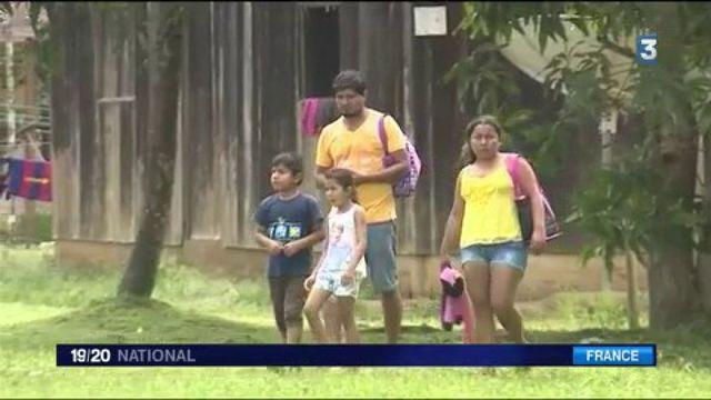 Guyane : les Amérindiens se disent oubliés par la France