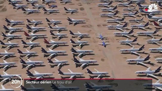 Coronavirus : le secteur aérien en pleine crise
