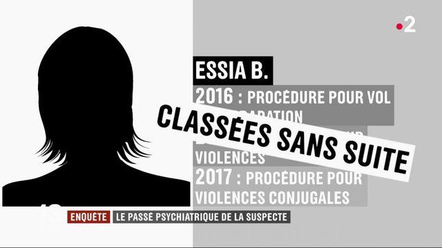 Incendie meurtrier à Paris : le passé chaotique de l'incendiaire présumée