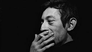 19 décembre 1967. Serge Gainsbourg dont on va célébrer mardi 2 mars, le 30e anniversaire de sa mort. (REPORTERS ASSOCIES / GAMMA-RAPHO / GETTY IMAGES)