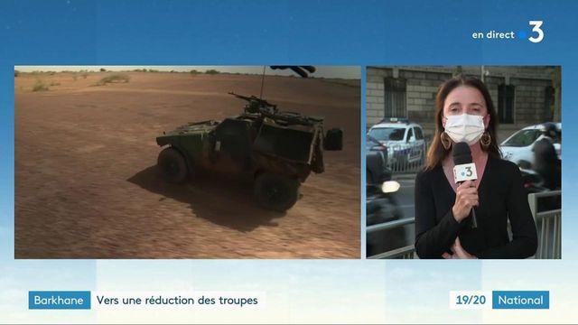 Emmanuel Macron annonce la fin de l'opération au Sahel sous sa forme actuelle