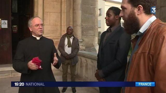 Menace terroriste : les églises sous protection