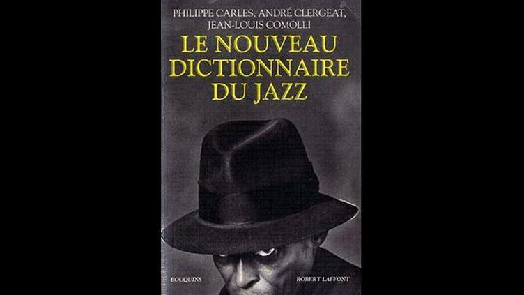 """En couverture du """"Nouveau Dictionnaire"""" : Miles Davis immortalisé par Giuseppe Pino  (Robert Laffont, collection Bouquins)"""
