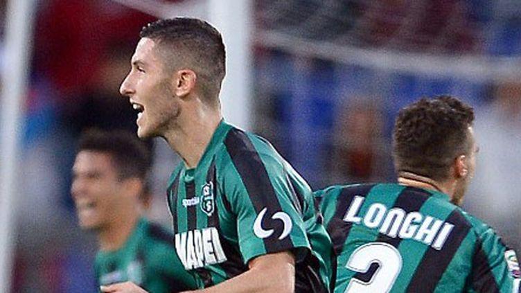 Le joueur de Sassuolo, Domenico Berardi
