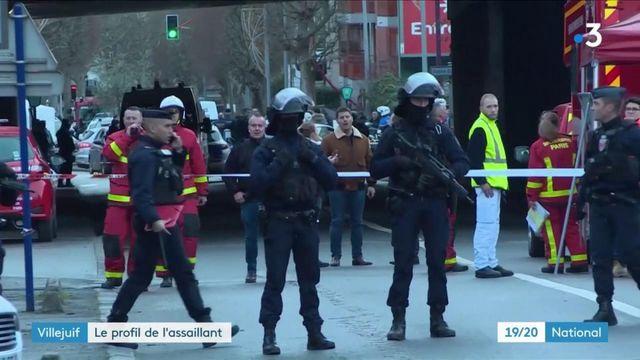 Attaque à Villejuif : quel est le profil de l'assaillant ?