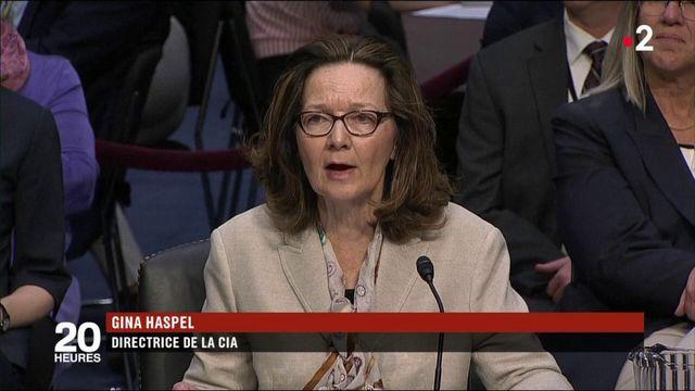 Torture : la probable future patronne de la CIA, Gina Haspel, sur le grill