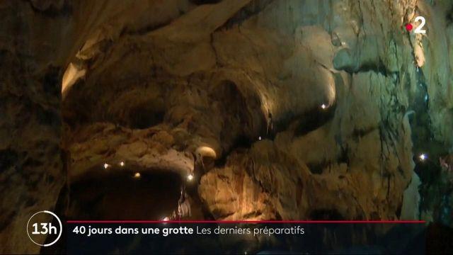 Ariège : 15 volontaires vont passer 40 jours enfermés dans une grotte