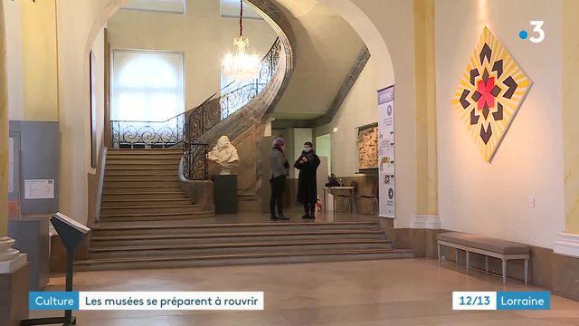 Musée des beaux arts Nancy