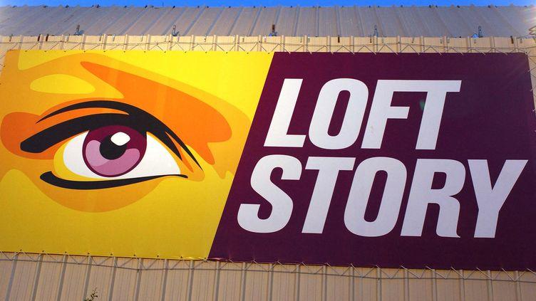 """Le logo de """"Loft Story"""". Photo d'illustration. (BERTRAND GUAY / AFP)"""