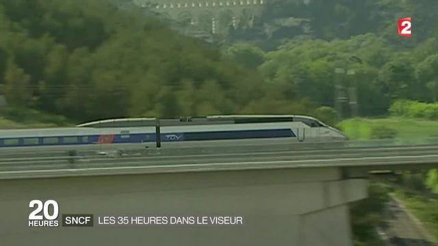 La SNCF veut réformer les 35h
