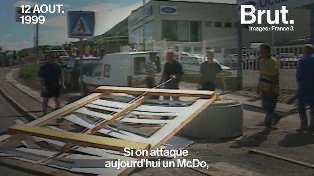 brut : mcdo