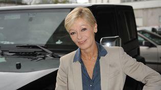 Françoise Bourdin, auteure à Paris le 11 septembre 2013. (BENAROCH/SIPA)