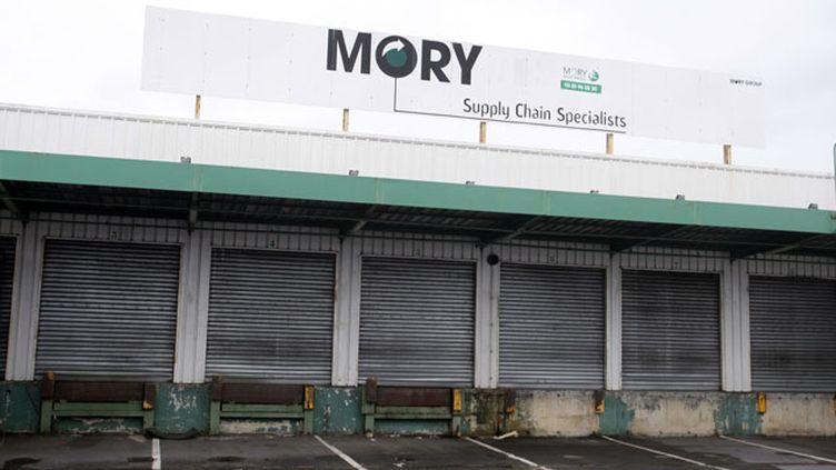 (Mory Ducros avait été placé en redressement judiciaire en novembre 2013 mais le tribunal de commerce de Pontoise avait validé en février 2014 le plan de reprise par Arcole industries, qui a gardé moins de la moitié des 5.000 salariés © Maxppp)
