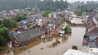 Belgique : après les pires inondations de l'histoire du pays, le choc (France 3)