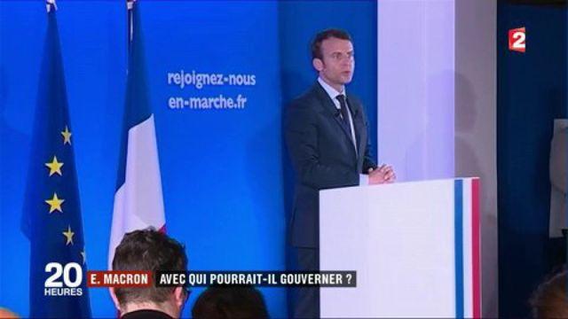 Politique : Manuel Valls votera Emmanuel Macron