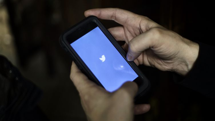 Le réseau social Twitter rencontre des difficultés de connexion mardi 19 janvier 2016. (KOSTIS NTANTAMIS / NURPHOTO / AFP)