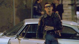 Willem Dafoe, acteur fétiche d'Abel Ferrara, dans le rôle de Pier Paolo Pasolini.  (Capricci Films)