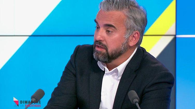 """Élections Régionales : pour Alexis Corbière, il faut éviter """"les divisions artificielles"""" à gauche (France 3)"""