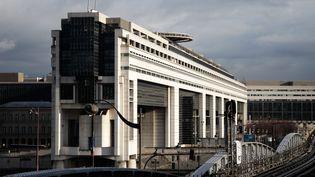 Ministère de l'économie, dans le quartier de Bercy à Paris. (MAXPPP)