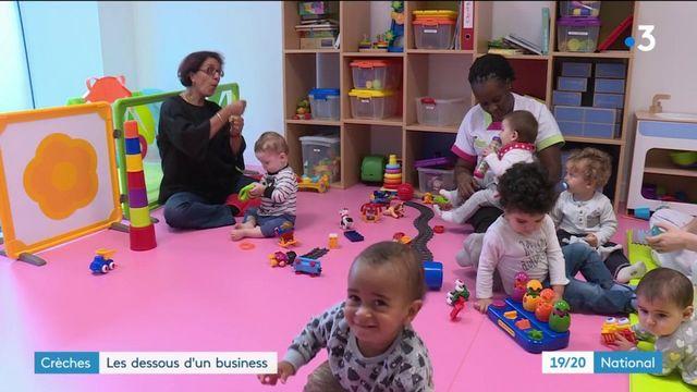Crèches privées : les dessous d'un business
