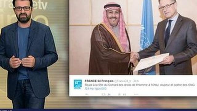 Le + de francetvinfo : mobilisation des internautes pour Ali Mohammed Al-Nimr