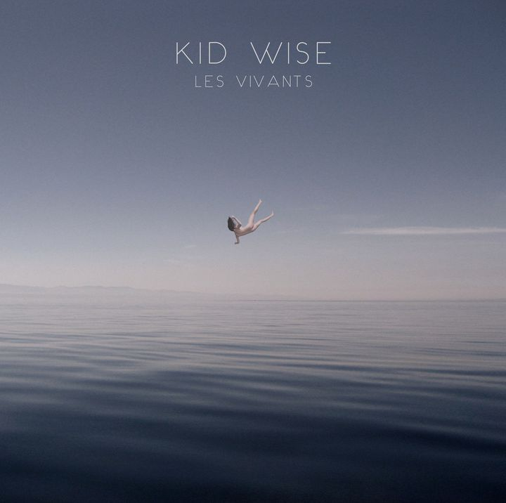 "Pochette de l'album ""Les vivants""  (Kid Wise/John Kealty)"