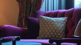 L'hôtel Pera Palace, à Istanbul (Turquie), a été créé à l'origine pour les passagers de l'Orient-Express. (France 2)