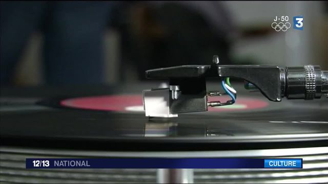 Radio France : 8 000 disques aux enchères