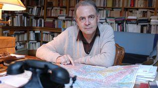 Patrick Modiano est le quinzième écrivainfrançais à avoir reçu le prix Nobel de littérature. (ULF ANDERSEN / AURIMAGES / ULF ANDERSEN)