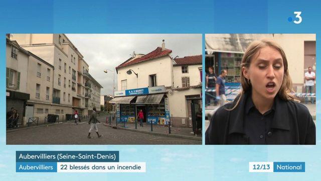 """Incendie à Aubervilliers : """"La maire de la ville accuse les marchands de sommeil"""""""