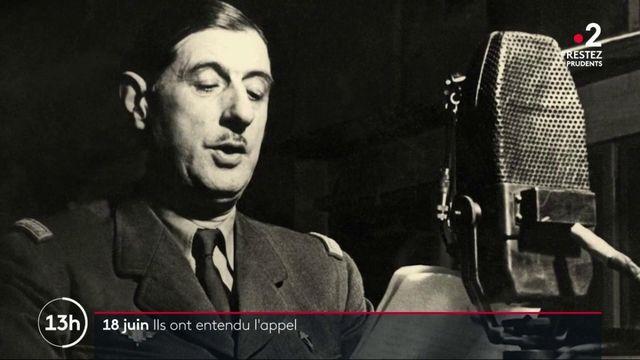 18 juin : l'appel du général de Gaulle célèbre ses 80 ans