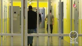 La situation dans les prisons est inquiétante. (FRANCE 2)