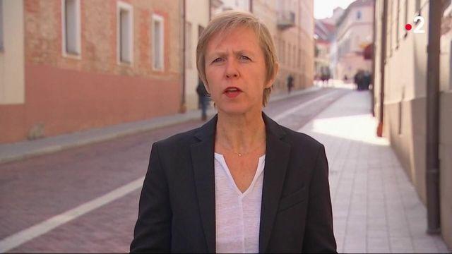 Biélorussie : Emmanuel Macron a rencontré l'opposante Svetlana Tsikhanouskaïa en Lituanie