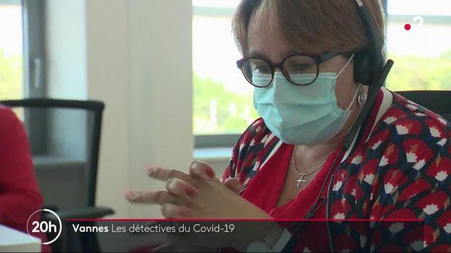 Assurance maladie : les détectives du coronavirus