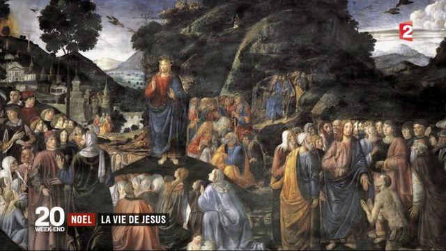 Noël : retour sur la vie de Jésus