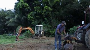 Le chlordécone, un puissant pesticide, était utilisé aux Antilles jusqu'en 1993. Vingt-trois ans auparavant, l'Organisation mondiale de la santé (OMS) avait alerté sur sa dangerosité. En Martinique, 9 personnes sur 10 seraient contaminées. (France 3)