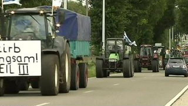 Crise des agriculteurs : un conseil extraordinaire doit se tenir lundi à Bruxelles