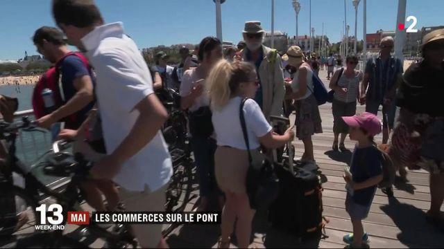 Pont de l'Ascension : afflux de touristes au bassin d'Arcachon, une aubaine pour les commerçants