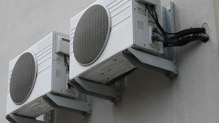 Un système de climatisation. Illustration. (JEAN FRANCOIS FREY / MAXPPP)