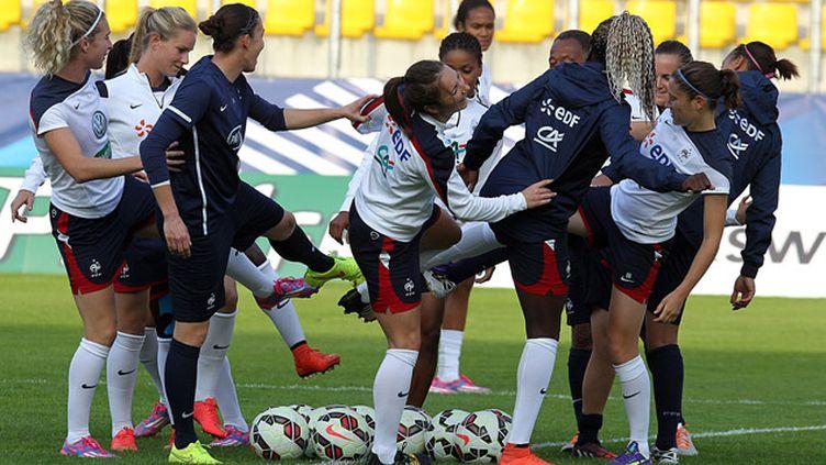 (La France organisera le Mondial féminin de football en 2019 © MaxPPP)