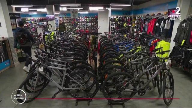 Déconfinement : la ruée vers les vélos pour éviter les transports en commun