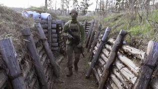 Ukraine : le pays redoute un nouveau conflit avec la Russie. (FRANCEINFO)