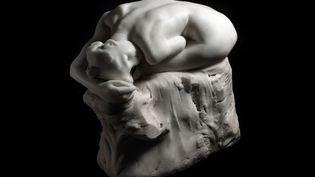Statue en marbre, Rodin (1887)  (Artcurial)