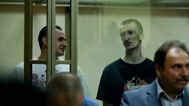 Un cinéaste ukrainien en grève de la faim